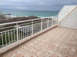 Hotel photo: Bulgarienhus Pomorie Beach View Apartments