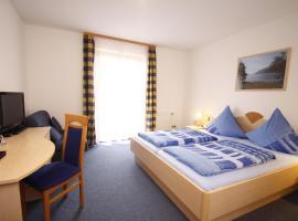 Hotel photo: Hotel-Cafe Hanfstingl