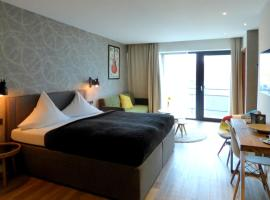 A picture of the hotel: Niteroom Boutiquehotel & Apartements