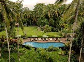 Hotel near Pulau Timor