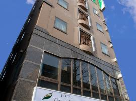 Фотографія готелю: Hotel Green With