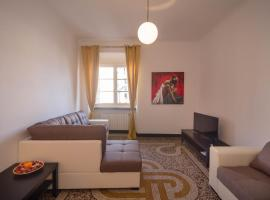 酒店照片: GenovaHost - Appartamento Ferretto