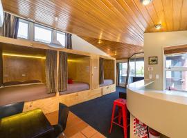 Hotel photo: Sir Cedrics Tahuna Pod Hostel