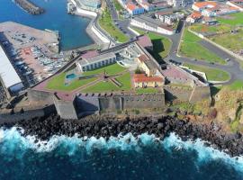 Hotel Photo: Pousada de Angra do Heroismo Castelo de S. Sebastiao