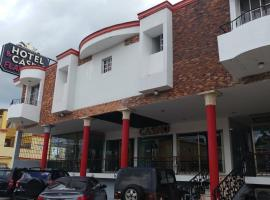 A picture of the hotel: Hotel & Restaurante Flamboyan Higuey