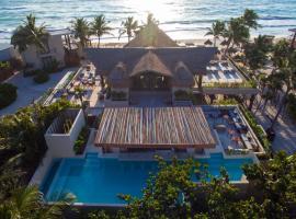 Hotel near Meksika