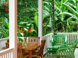 Hotel photo: Tobago Hibiscus Golf Villas & Appartments