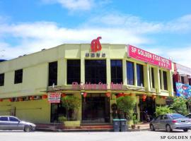 Hotel near Sungai Petani
