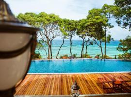 Hotel photo: Phi Phi Phu Chalet Resort