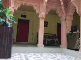 Hotel near Benares