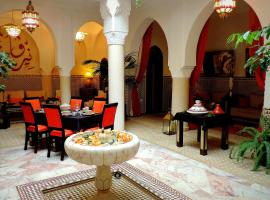 Hotel photo: Riad Nirvana