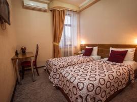 Hotel near Kyrgyzstan