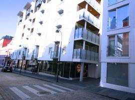 Hotel photo: Stavanger Small Apartments - Holmegate