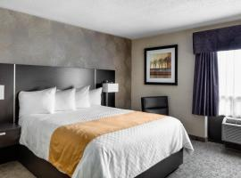 Hotel near Detroit
