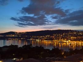 A picture of the hotel: Stunning flat overlooking Villefranche Bay