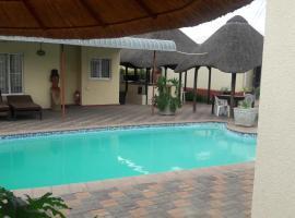 Hotel near Okahandja