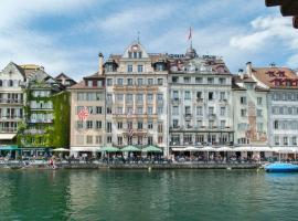 Hotel near Luzern