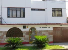 Фотографія готелю: Hostal Las Palmeras Inn