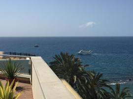 Hotel photo: Atico con vistas centro de Arguineguin