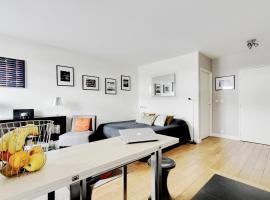 Hotel photo: Welkeys Apartment Boulogne