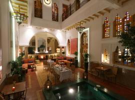 Hotel photo: Riad Andalla Spa