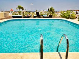 Hotel photo: Encanto Riviera Unidad 28