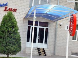 Hotel near Samarkand