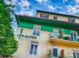 Hotel photo: Hotel Les Alpes