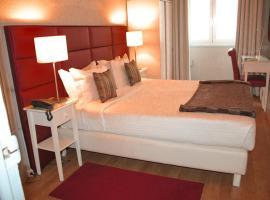 Фотография гостиницы: Hotel Senhor de Matosinhos