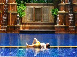 Hotel near Camboya