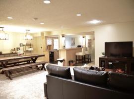 מלון צילום: Calgary Cozy Home