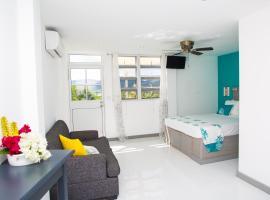 Hotel near アンティグア島