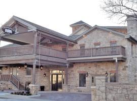 Хотел снимка: The Barracks Inn