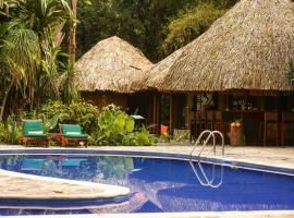 Hotel near Honduras