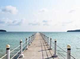 Hotel photo: The Beach Island Resort