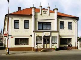 A picture of the hotel: Penzion Česká Koruna