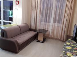 Hotel photo: Apartment Studio on Tulpanov