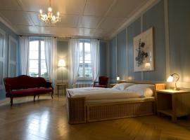 Hotel near Thun