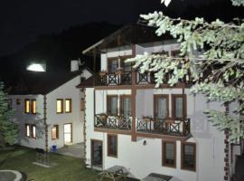 Hotel photo: Abant Dort Mevsim Konagı