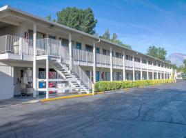 Hotel photo: Motel 6 Bishop