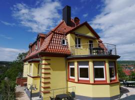 호텔 사진: Villa Am Ehrensteig