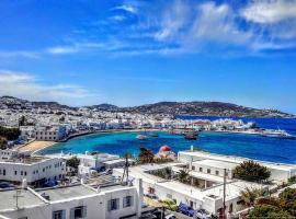 Hotel photo: Stelios View Mykonos Town