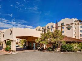 Hotel photo: Homewood Suites by Hilton Albuquerque Uptown