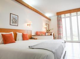 Hotel photo: Hotel Apartamento Pantanha