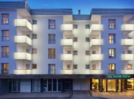 Hotel photo: Hotel Lux Mundi