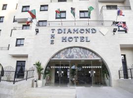 Фотография гостиницы: The Diamond Hotel - Bethlehem