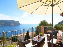 Hotelfotos: Sea Views Villa with Pool Port Andratx