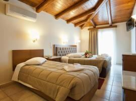 Hotel photo: Parnassos Delphi Hotel