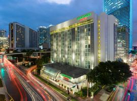 Hotel kuvat: Courtyard by Marriott Miami Downtown