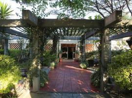Hotel near Shashemene